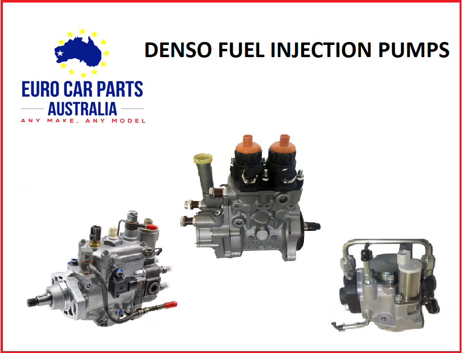 DENSO DIESEL FUEL INJECTION PUMP  TOYOTA 1HD FTE LANDCRUISER HDJ100   22100-1C420-D
